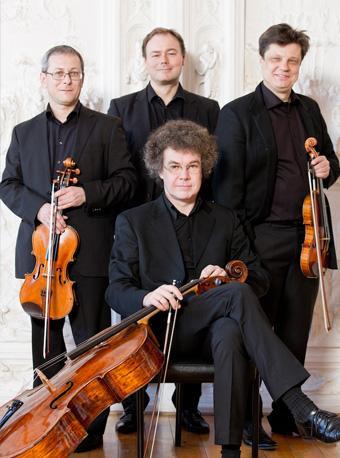 莱比锡弦乐四重奏音乐会