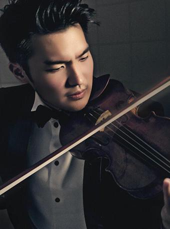 陈锐小提琴独奏音乐会