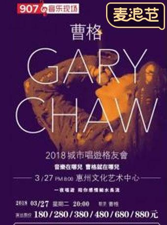 【麦浪节】907音乐现场 2018 Gary 曹格城市唱游格友会惠州站
