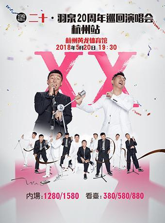 二十·羽泉20周年巡回演唱会杭州站