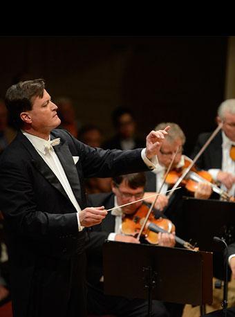 蒂勒曼与德累斯顿国家管弦乐团音乐会