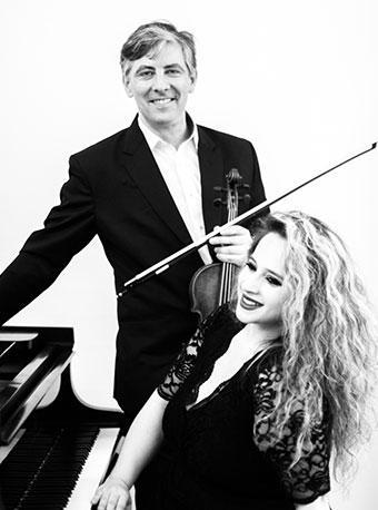 小提琴与钢琴二重奏音乐会