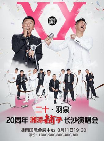 二十·羽泉20周年巡回演唱会长沙站