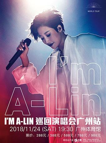 I'M A-LIN 巡回演唱會廣州站