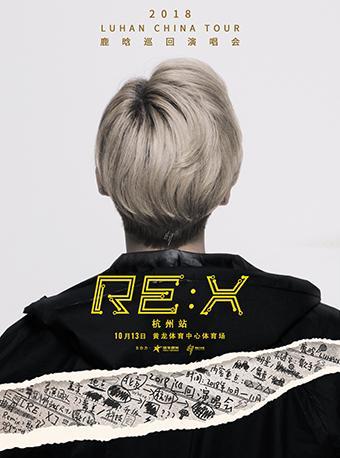 """鹿晗2018""""RE: X""""巡回演唱会 杭州站"""