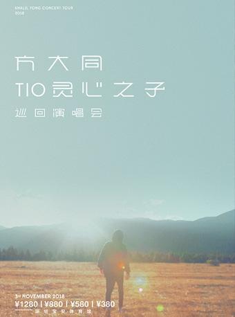 方大同 TIO 灵心之子巡回演唱会-深圳站
