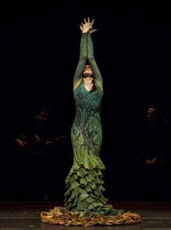 西班牙玛利亚·佩姬舞团《心灵之舞》