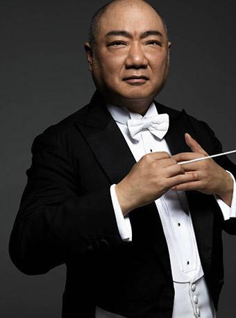 许忠 蒂博戴与苏州交响乐团音乐会