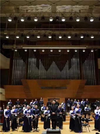 北京民族乐团音乐季·《中轴》