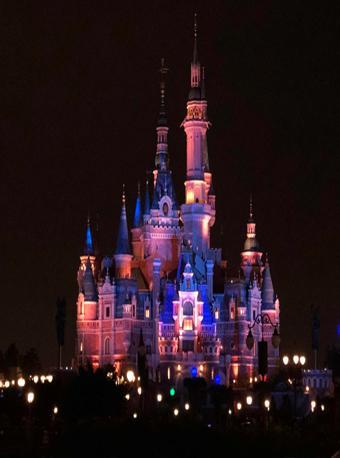 上海迪士尼樂園門票