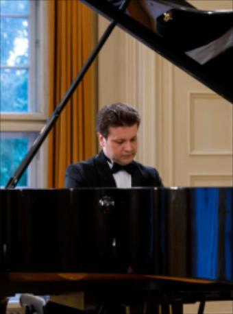 英国钢琴家阿伦·罗兹钢琴独奏音乐会