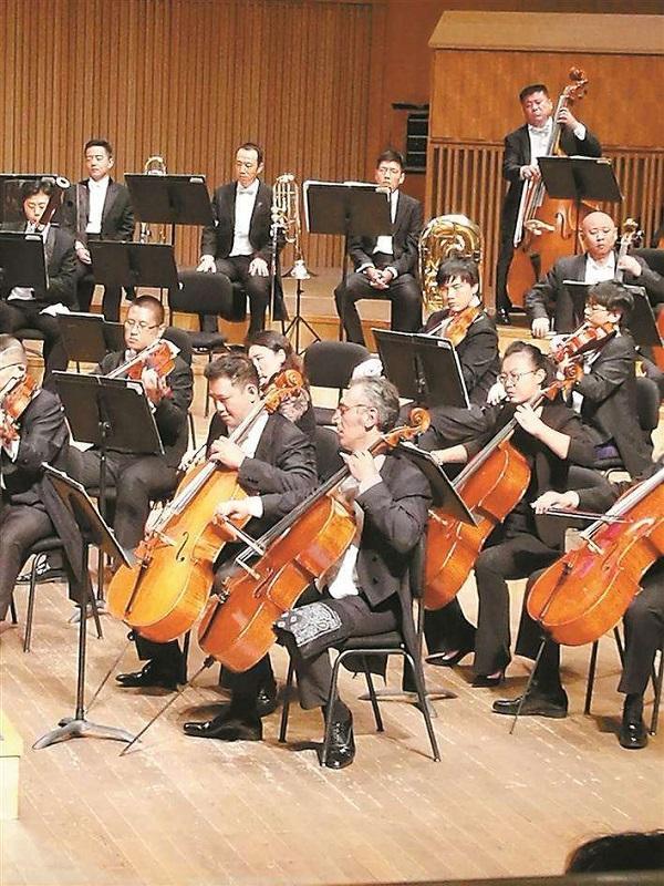 """深圳交响乐团""""浪漫主义""""音乐会"""