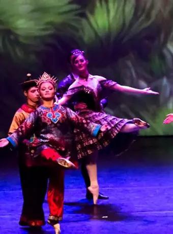芭蕾舞剧《胡桃夹子》