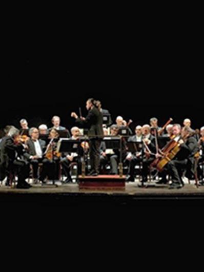 《意大利多克莱夫爱乐乐团音乐会》呼和浩特