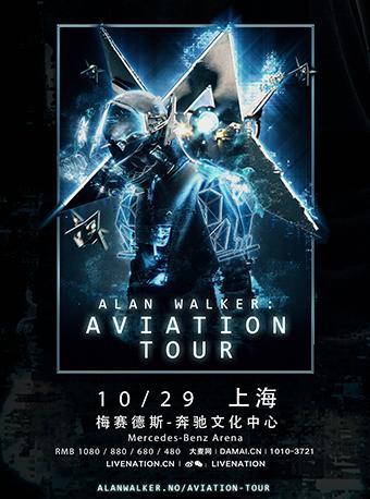 艾倫·沃克 2019巡演 上海站
