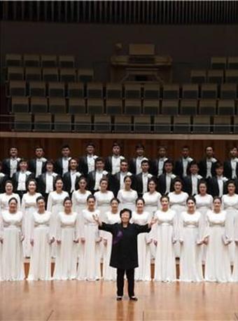 吴灵芬合唱作品音乐会