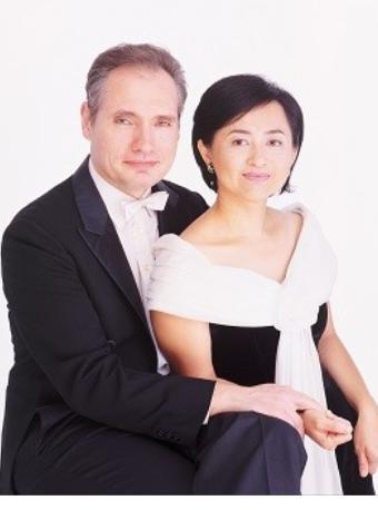 叶绿娜 魏乐富双钢琴音乐会