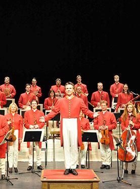 维也纳约翰·施特劳斯乐团新年音乐会
