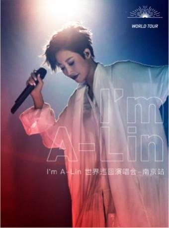 A-Lin 演唱会 南京站