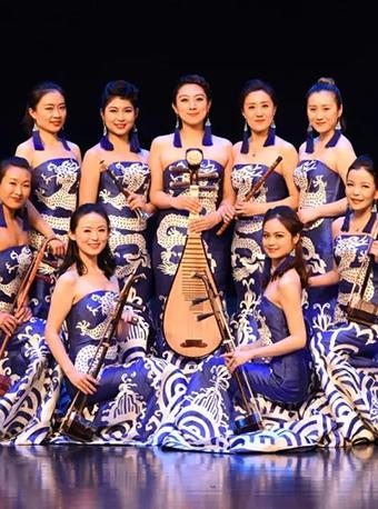 紫凤鸣乐民族音乐会