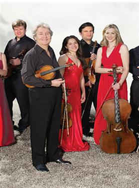 卡梅拉塔洛桑室内弦乐团音乐会