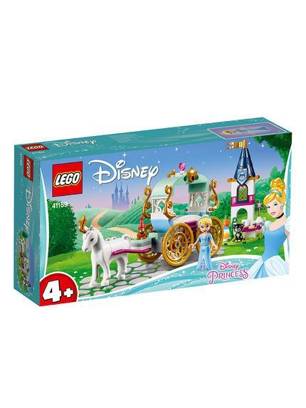 乐高迪士尼系列 灰姑娘的梦幻马车之旅