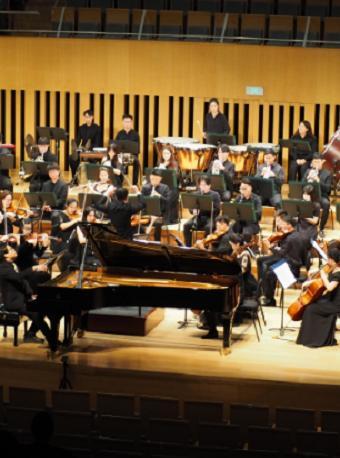 金宇 安馨然双钢琴音乐会