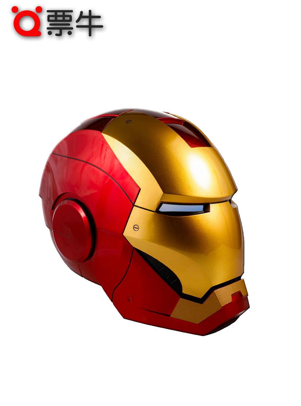 MK7|5 1:1钢铁侠头盔