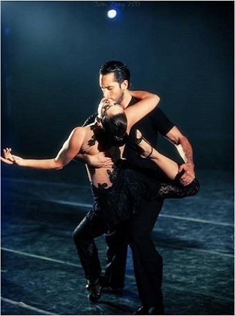 《激情探戈》-阿根廷探戈舞蹈团
