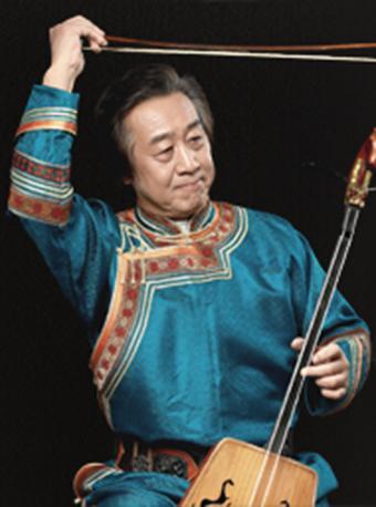马头琴大师李波与神骏乐团跨界音乐会