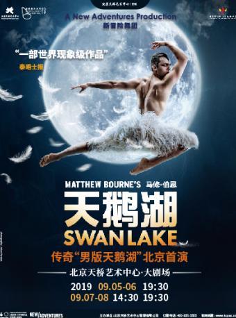天桥·新经典艺术节《天鹅湖》