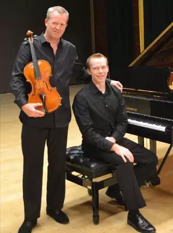 Brett Deubner 中提琴音乐会