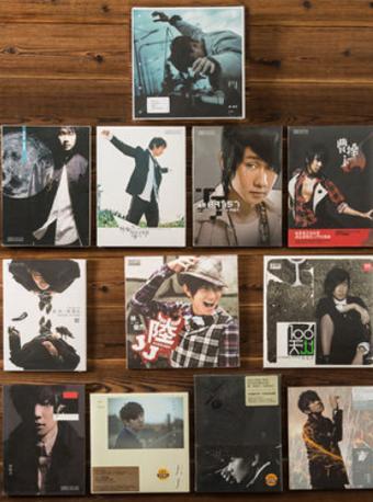 【林俊杰周边】正版林俊杰全套12张专辑
