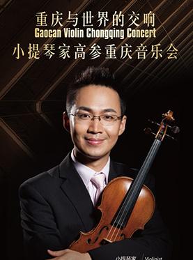 高参小提琴独奏音乐会