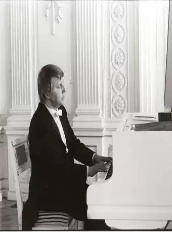 长沙 德国钢琴大师贝斯勒独奏音乐会