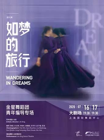 金星舞蹈团青年编导专场《如梦的旅行》
