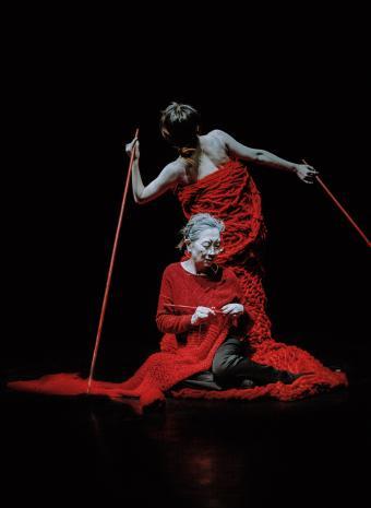 当代舞《红色》