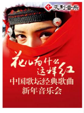 花儿为什么这样红——中国歌坛经典歌曲新年音乐会
