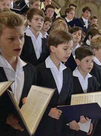 德累斯顿男童合唱团音乐会