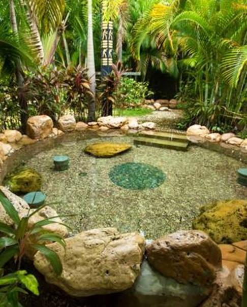 三亚槟榔河温泉景区