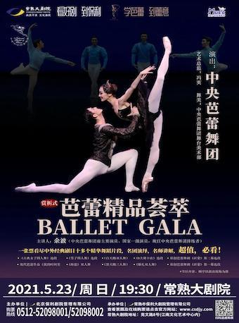 中央芭蕾舞团《芭蕾精品荟萃》