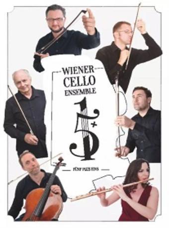 维也纳5+1大提琴室内乐团音乐会