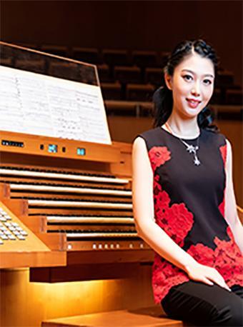 乐器之王在东方 旅美博士张琦管风琴音乐会