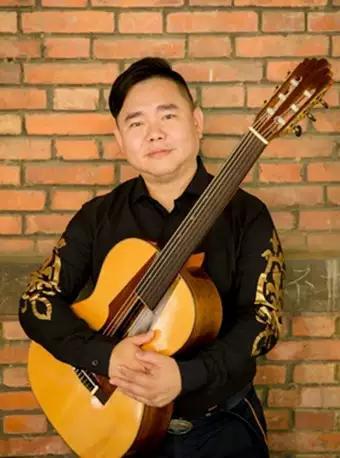 """古典吉他""""中国风""""遇见国乐名家音乐会"""
