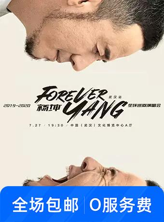 杨坤巡演武汉站
