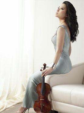 莎拉·张小提琴独奏音乐会