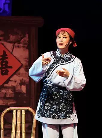 上海 越剧《祥林嫂》