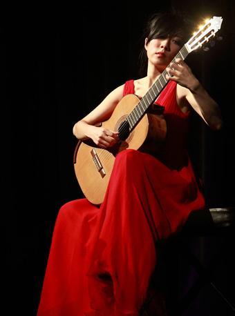 杨雪霏与苏州交响乐团 音乐季