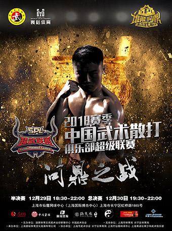 中国武术散打俱乐部超级联赛 半决赛