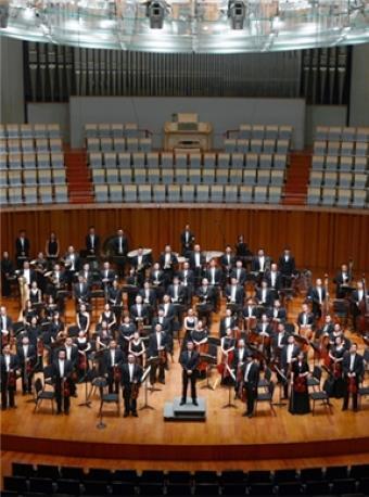 林友声与中国交响乐团音乐会
